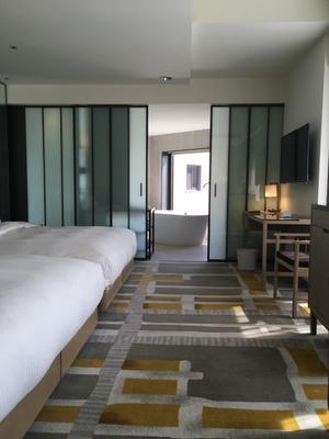 嘉義と鹿港への小さな旅 3(鹿港のホテル) - そこはかノート ー台湾つれづれー