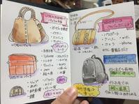 旅行準備の絵日記 - KIRMES・日々の暮らしの中で
