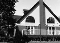 マンション管理棟と防災訓練 - 照片画廊