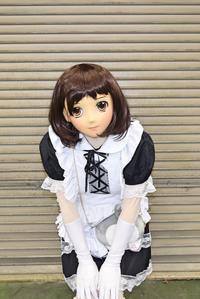 メイド倉田香菜 - 着ぐるみ活動