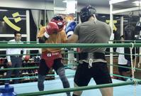 頑張れクドゥラ金子 - 本多ボクシングジムのSEXYジャーマネ日記