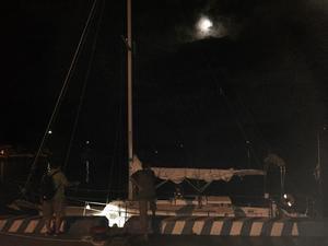 真鶴に観る名月 - あんつぁんの風の吹くまま