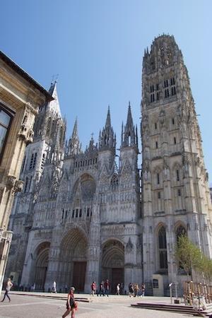 【ルーアン:ジャンヌダルクが祀られている街】 - Plaisir de Recevoir フランス流 しまつで温かい暮らし