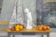 一般クラス2019年7,8月テーマ「セザンヌ研究」ご紹介 - 大阪の絵画教室|アトリエTODAY