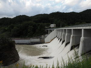2019.08.17 清水沢ダム - ジムニーとピカソ(カプチーノ、A4とスカルペル)で旅に出よう