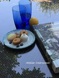 バカンスの訳・フランスの思い出 - Atelier Charmant のボタニカル・水彩画ライフ