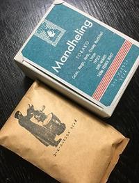 MAMEBACOで旅の音の豆を買う - Kyoto Corgi Cafe