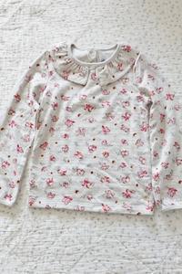 プチバトーの新作襟付きTシャツ&キャミソール☆ - ドイツより、素敵なものに囲まれて②
