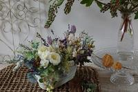 秋色ガーデンスタイル - milfle なブーケ