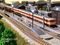 TOMIXのキハ58系 - 鉄道模型の小部屋