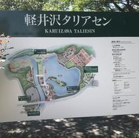 夏の東京に里帰り⑩~軽井沢タリアセン - タワーブリッジの麓より