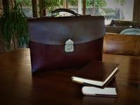 ~repair bag &  book cover~ - CAFE&REST -BAGDAD-