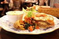 野菜のランチ:カフェ・ド・アミィ(五所川原市) - 津軽ジェンヌのcafe日記
