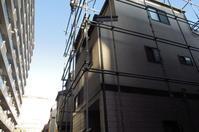 足立区K様邸外装塗装及び屋根工事足場架け開始。 - 一場の写真 / 足立区リフォーム館・頑張る会社ブログ
