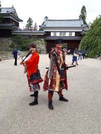 信州は上田城 - ふくすけのコネコネ 編み編み てくてく日記