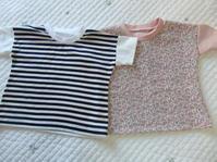 ハンドメイド*半袖Tシャツ - 小皿ひとさら