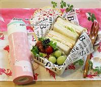 サンドイッチ弁当と増税前にコストコ♪ - ☆Happy time☆