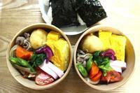 肉じゃが弁当と上野動物園 - オヤコベントウ