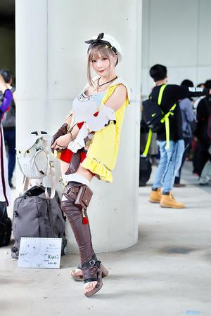 Kipi さん[Kipi] @kipi_84 2019/09/14 TOKYO GAME SHOW 2019 一般公開1日目 - ~MPzero~ [コスプレイベント画像]Nikon D5 & Z6