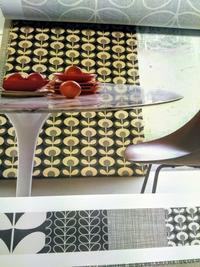 ミッドセンチュリー家具にも北欧家具にも合うレトロモダンなカーテンファブリック2 - Daily Green (デイリー・グリーン)