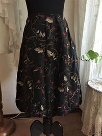 ビンテージスカート61 - スペイン・バルセロナ・アンティーク gyu's shop