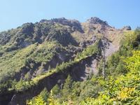 上高地から焼岳・西穂独標へ ⓵2019.9.14~15 - 心のまま、足の向くまま・・・