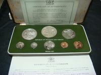 アンティークフランクリンミント銀貨セット - アンティーク(骨董) テンナイン