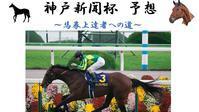 神戸新聞杯 2019予想 - 競馬好きサラリーマンの週末まで待てない!