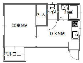 第2シャトル汐見 入居者募集中! - 福岡の良い住まい