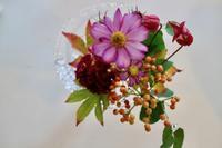 そろそろ秋桜も🌸🌾✨ - Bouquets_ryoko