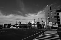 ギラギラの光の中、街は黄昏てゆく#02 - Yoshi-A の写真の楽しみ