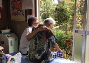 父の喜寿 - 名嘉真麻希のスケッチブログ-Maki NAKAMA's sketchbook-