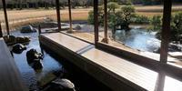 岡山後楽園の奇妙な建物 - ライナスの電気毛布
