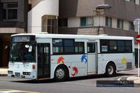 (2019.7) 鹿児島交通・鹿児島200か1191 - バスを求めて…