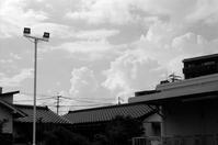 雲 - ゆっくりポタリング