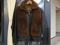 30's Laskinlamb grizzly jacket - BUTTON UP clothing