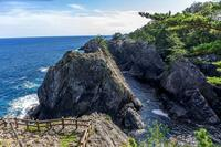 碁石海岸 - あだっちゃんの花鳥風月