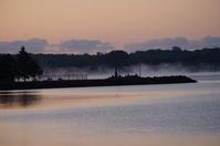 プリンス・エドワード島ツアー(27)ビクトリア公園からの朝焼け - たんぶーらんの戯言