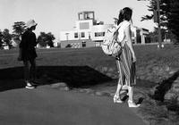 母娘三代と中判蛇腹クラカメのノーファインダー撮影 - 照片画廊