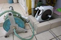 洗車用ホースリール買い替え - 気分にまつわるエトセトラ
