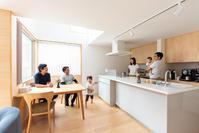 リビングレポート関屋下川原の家 - 加藤淳一級建築士事務所の日記