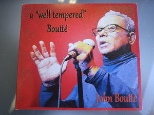 """John Boutte/a """"well tempered""""Boutteジョン・ブッテ/ア・ウェル・テンパード・ブッテ 2019年 - バディあきら☆酒場放浪・食べ歩き・音楽・ギター・映画にワンコ"""