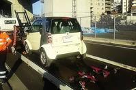 MCCスマート MC012クーペ エンジン始動出来ない/岐阜県から洗車 - smart.ism 北九州