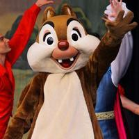 終わるんやて~… - crazy over  Chip 'n Dale.