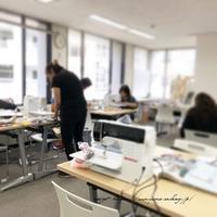 【ヴォーグ学園東京校布小物講座】大きなビニコトート&試写会♪ - neige+ 手作りのある暮らし