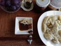 水餃子後のスープ - 好食好日