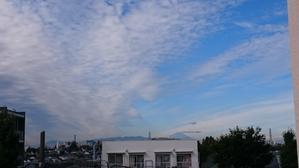今日の空、 - soratomiの 二人散歩