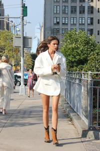 NYファッションウィーク中ストリートファッション2 - NY人生一瞬先はバラ色