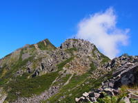 上高地から焼岳・西穂独標へ ⓶2019.9.14~15 - 心のまま、足の向くまま・・・