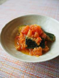讀賣新聞野菜のコラムで「ズッキーニとトマトの味噌炒め」 - Coucou a table!      クク アターブル!